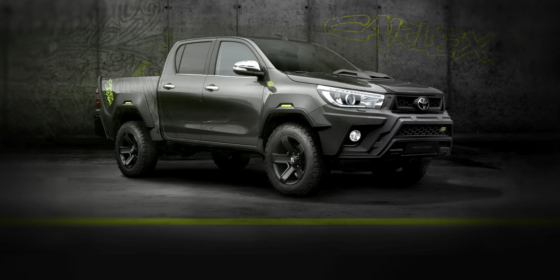 Toyota Hilux Hilly